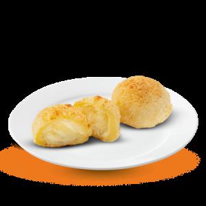 Pão de Queijo Recheado Requeijão 70g