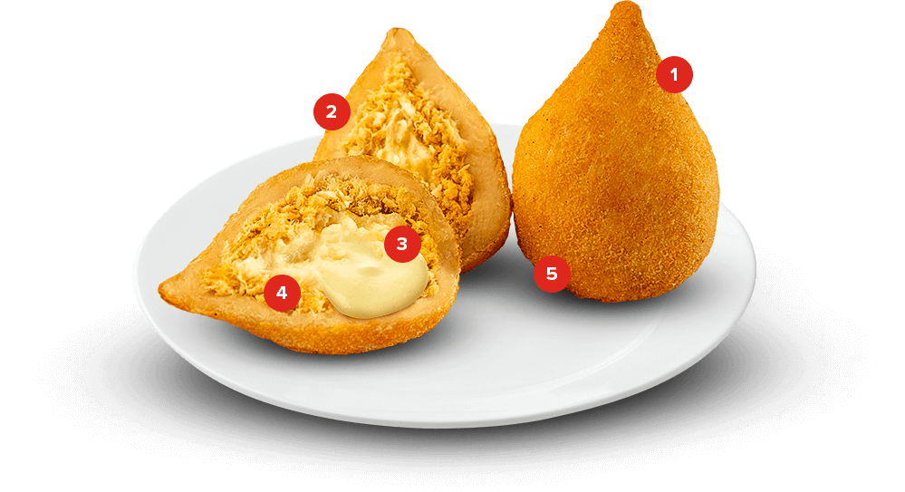 Frotelle coxinha
